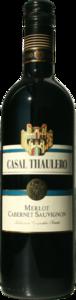 Casal Thaulero Merlot/Cabernet Sauvignon 2012, Terre Di Chieti, Abruzzo Bottle