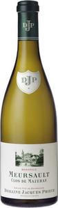 Domaine Jacques Prieur Meursault Clos De Mazeray 2011 Bottle