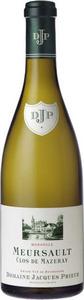 Domaine Jacques Prieur Meursault Clos De Mazeray 2009 Bottle