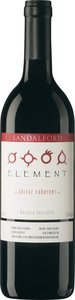 Element Shiraz / Cabernet Sauvignon 2009 Bottle