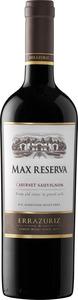 Errazuriz Max Reserva Cabernet Sauvignon 2011 Bottle
