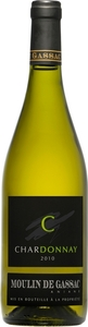 Moulin De Gassac Chardonnay 2012 Bottle