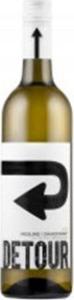 Detour White (Riesling Chardonnay) 2012, VQA Niagara Peninsula Bottle