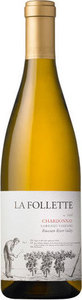 La Follette Lorenzo Vineyard Chardonnay 2010, Russian River Valley, Sonoma County Bottle