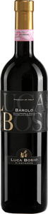Luca Bosio Barolo 2009 Bottle