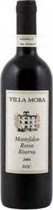 Villa Mora Montefalco Rosso Riserva 2006 Bottle
