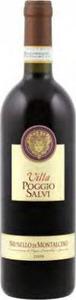 Villa Poggio Salvi Brunello Di Montalcino 2008 Bottle