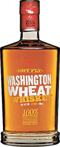 Dry Fly Washington Wheat Whiskey Bottle