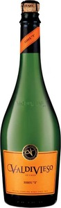 Valdivieso Brut, Charmat Method Bottle
