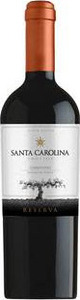 Santa Carolina Carmenère Reserva 2011, Rapel Valley Bottle