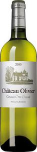 Château Olivier Blanc 2010, Ac Pessac Léognan Bottle
