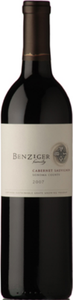 Benziger Family Cabernet Sauvignon 2009, Sonoma County Bottle