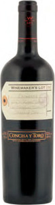 Concha Y Toro Winemaker's Lot 148 Carmenère 2011, Las Pataguas Vineyard Bottle