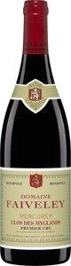 Domaine Faiveley Mercurey Premier Cru Clos Des Myglands 2010 Bottle