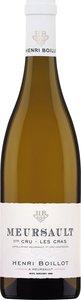 Domaine Henri Boillot Meursault Premier Cru Les Cras 2004 Bottle