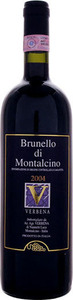 Verbena Brunello Di Montalcino 2008 Bottle