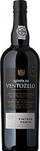 Quinta De Ventozelo Vintage Port 2004 Bottle