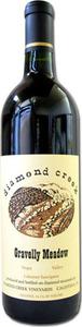 Diamond Creek Gravelly Meadow Cabernet Sauvignon 2008, Napa Valley Bottle