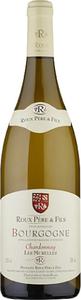Roux Père & Fils Les Murelles Chardonnay Bourgogne 2012, Ac Bottle
