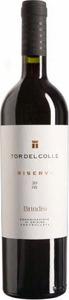 Tor Del Colle Riserva Brindisi 2009 Bottle