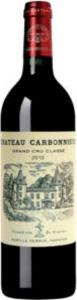 Château Carbonnieux 2011, Ac Pessac Léognan Bottle