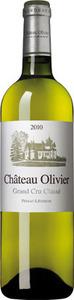 Château Olivier Blanc 2011, Ac Pessac Léognan Bottle