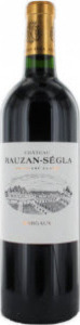 Château Rauzan Ségla 2011, Ac Margaux Bottle