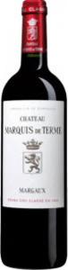 Château Marquis De Terme 2011, Ac Margaux Bottle