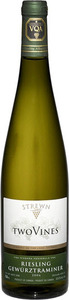 Strewn Two Vines Riesling Gewurztraminer 2012, Niagara On The Lake Bottle
