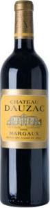Château Dauzac 2008, Ac Margaux Bottle