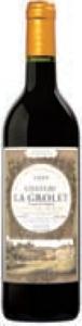 Château La Grolet Côtes De Bourg Cuvée Classique 2011 Bottle