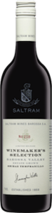 Saltram Limited Release Winemaker's Selection Shiraz/Tempranillo 2010, Barossa Valley Bottle