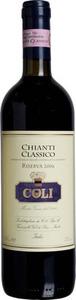 Coli Chianti Classico Riserva 2009, Docg Bottle