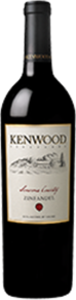 Kenwood Zinfandel 2010, Sonoma County Bottle