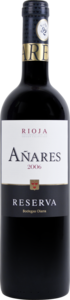 Bodegas Olarra Anares Reserva 2006 Bottle