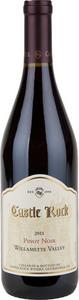 Castle Rock Pinot Noir 2011, Willamette Valley Bottle