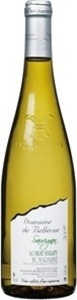 Domaine De Bellevue Sauvignon Blanc 2012, Touraine Bottle