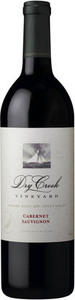 Dry Creek Vineyard Cabernet Sauvignon 2010, Dry Creek Valley, Sonoma County Bottle