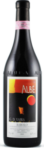 G. D. Vajra Albe Barolo 2008 Bottle