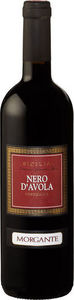 Morgante Nero D'avola 2011 Bottle