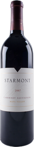 Starmont Cabernet Sauvignon 2009, Napa Valley Bottle