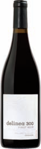 Delinea 300 Pinot Noir 2010, Willamette Valley Bottle