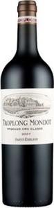 Château Troplong Mondot 2010, Ac St Emilion Premier Grand Cru Classé Bottle