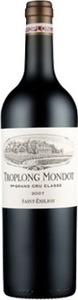 Château Troplong Mondot 2009, Ac St Emilion Premier Grand Cru Classé Bottle