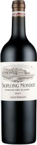 Château Troplong Mondot 2008, Ac St Emilion Premier Grand Cru Classé Bottle