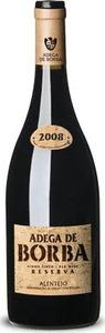 Adega Borba Reserva 2008, Alentejo Bottle