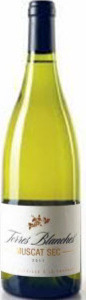 Terres Blanches Muscat Sec 2012, Pays D'oc Bottle