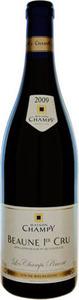 Champy Les Champs Pimont Beaune 1er Cru 2010 Bottle