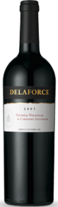 Delaforce Touriga Nacional/Cabernet Sauvignon 2007 Bottle