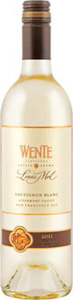 Wente Louis Mel Sauvignon Blanc 2011, Livermore Valley, San Francisco Bay Bottle